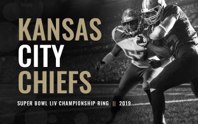 Kansas City Chiefs Super Bowl LIV Championship Ring (2019)