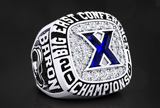 Swimming Championship Ring Package by Baron: BIG 12, Big East Conference, A-10, WAC, Mountain West, National, Sate, Province