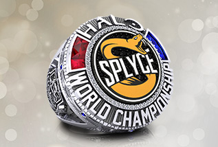 Esports Championship Ring Package by Baron: Halo, League Tournaments, Gaming, LOL FInals, Call Of Duty, Counter-Strike