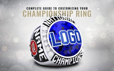 Complete Guide To Customizing Your Championship Ring