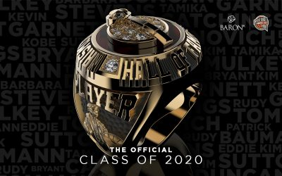 Naismith Memorial Basketball Hall of Fame Class of 2020