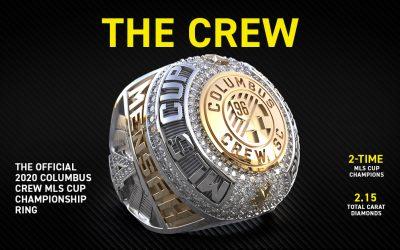 2020 Columbus Crew MLS Cup Championship Ring