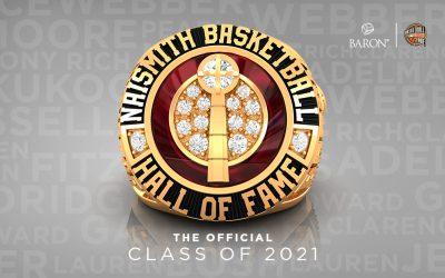 Naismith Memorial Basketball Hall Of Fame Class Of 2021