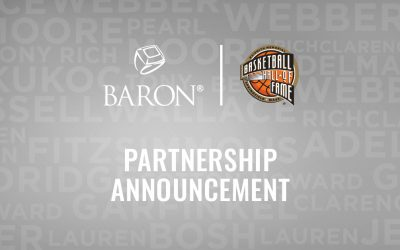 Baron® Announcing Continued Partnership With Naismith Basketball Hall of Fame