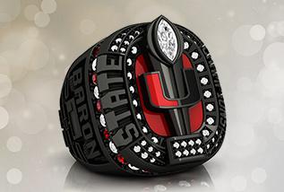 CIF Championship Ring Package by Baron: Varsity, Junior Varsity Team